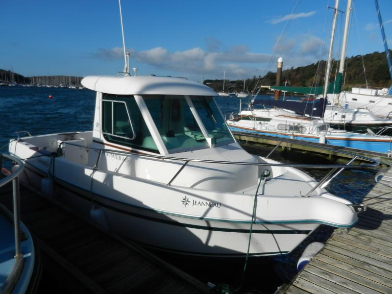 Jeanneau Merry Fisher 74 photo gallery, plans and images