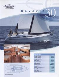Bavaria 30 Cruiser - Emjaytoo – Our Bavaria 30 Cruiser