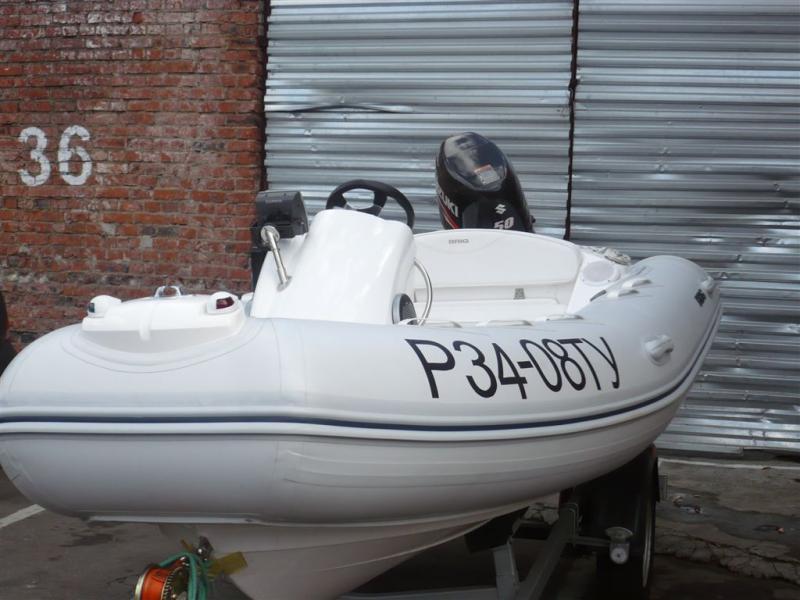 фото документов на лодку бриг