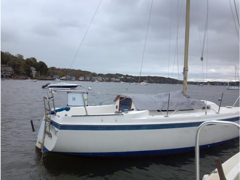 Catalina 22 - 1981 sailing yacht for sale - Sale info