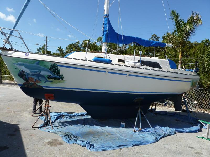 Catalina 22 - 1975 sailing yacht for sale - Sale info
