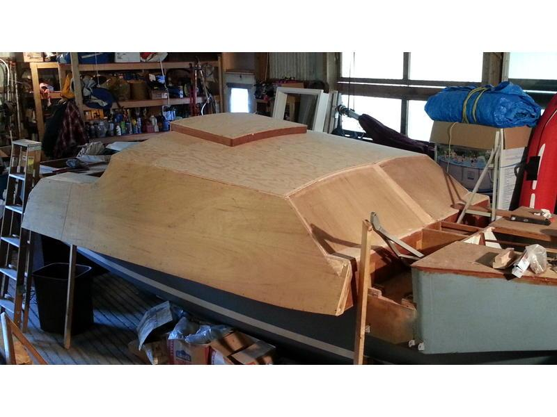 Farrier Trailertri680 - 0 sailing trimaran for sale - Sale info