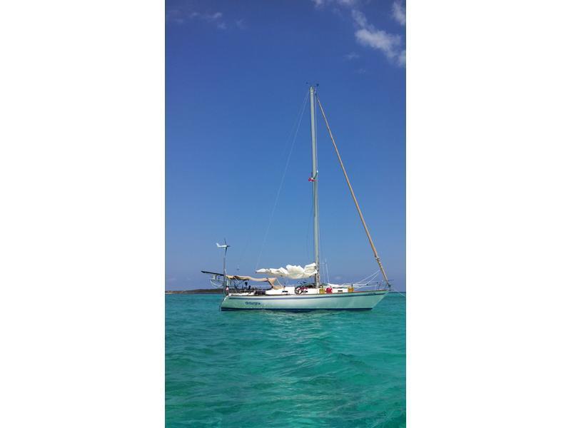 Tartan 37 - 1968 sailing yacht for sale - Sale info