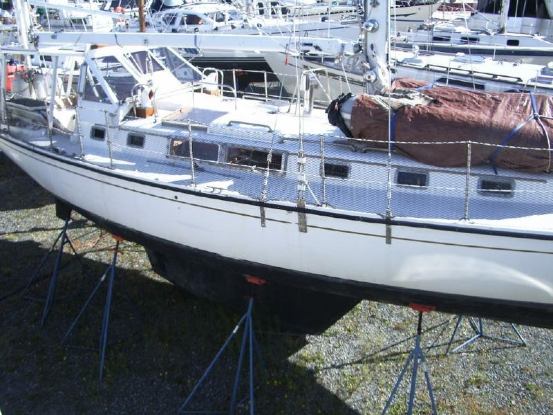 Cal 48 - 1967 sailing yacht for sale - Sale info
