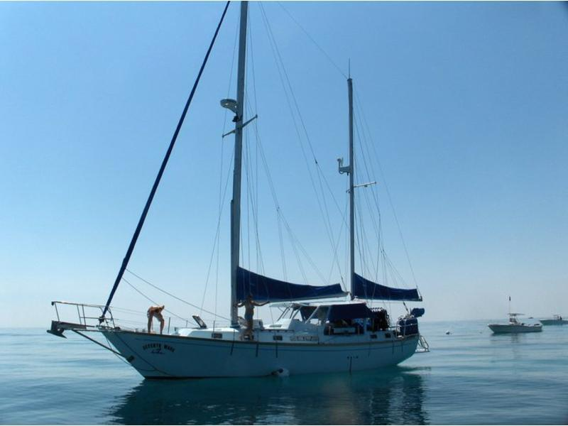 Whitby Alberg 37 - 1967 sailing yacht for sale - Sale info
