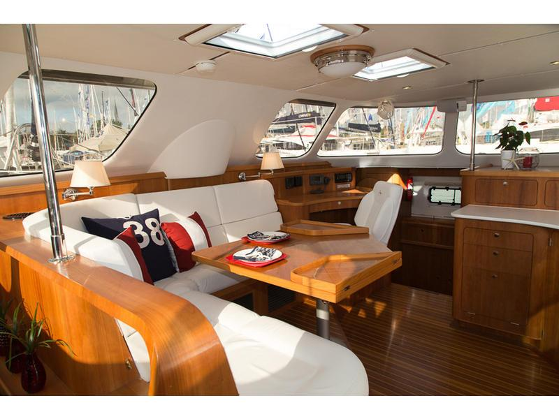 Beneteau 473 - 2006 sailing yacht for sale - Sale info